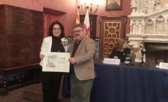 El Club Nàutic Garraf recibe el premio Empresa Origen Garraf