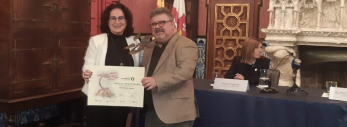 El Club Nàutic Garraf rep el premi Empresa Origen Garraf
