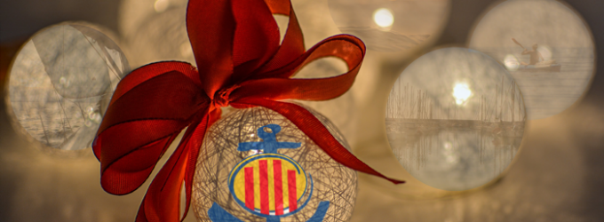 Los Puertos Deportivos de Cataluña os desean Feliz Navidad y Prospero Año Nuevo