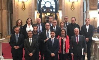 El Parlament de Cataluña aprueba la Nueva Ley de Puertos