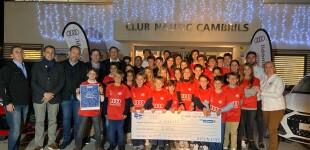 El CN Cambrils se viste de gala para la Nit de la Vela 2019