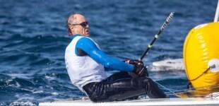 Doreste (CN Port d'Aro), campió d'Espanya en Làser Master Standard
