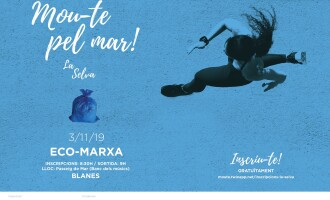 El Club de Vela Blanes es suma a la ECO-MARXA 'Mou-te pel Mar!'