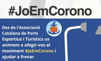 Campanya #JoEmCorono per a la investigació contra el COVID-19