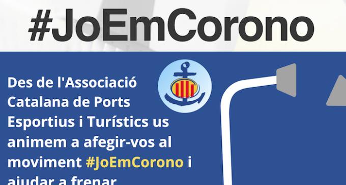 Campaña #YoMeCorono para la investigación contra el COVID-19