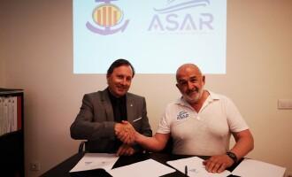 ASAR-Marine nou patrocinador dels Ports Esportius de Catalunya