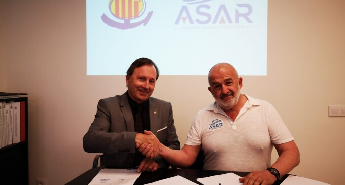 ASAR-Marin nuevo patrocinador de los Puertos Deportivos de Cataluña