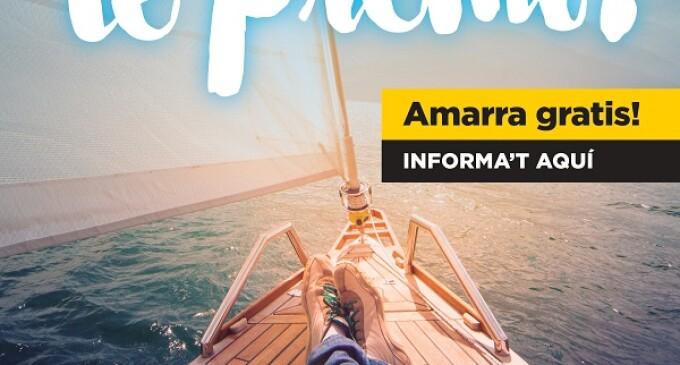 Vuelve el 'Navegar tiene premio. Amarra Gratis!': 26 puertos deportivos ofrecen noches de amarre gratuitas a sus usuarios