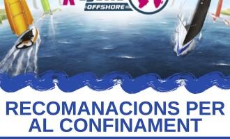 L'ACPET publicarà recomanacions marítimes per a seguir apropant el mar a tothom durant el confinament
