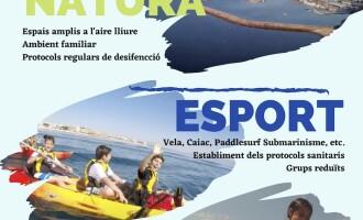 Viu l'Estiu als Ports Esportius de Catalunya