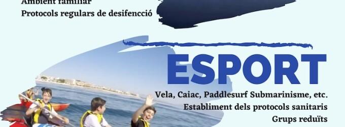 Vive el Verano en los Puertos Deportivos de Cataluña