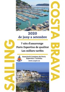 Sailing costa brava 2020 copia