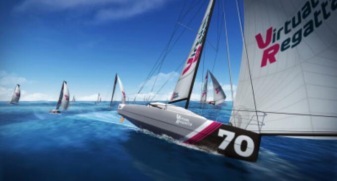 Campionat de vela digital del Pont de maig organitzat pel CN Arenys de Mar