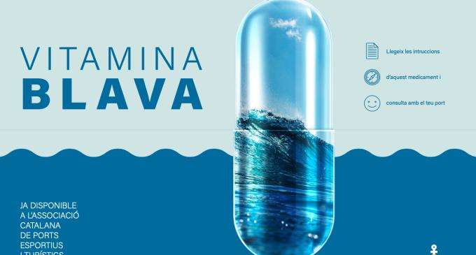 Vitamina Azul, la receta de los Puertos de Cataluña a base de mar, naturaleza, espacios abiertos y una oferta segura de servicios