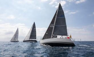 30 embarcacions i 87 navegants en una exitosa 49ª Guíxols Medes, la regata més antiga de Catalunya