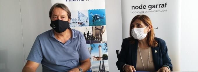 Conveni del CN Vilanova amb Node Film Clúster