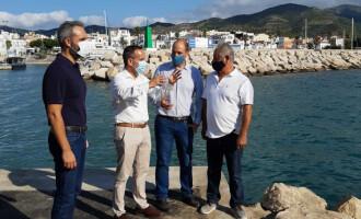 Ports de la Generalitat finalitza les obres d'emergència al port de les Cases d'Alcanar, amb una inversió de 192.000 euros