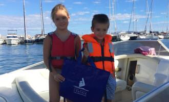 El Club Nàutic l'Escala celebra la segona edició de la Neteja del Fons Marí