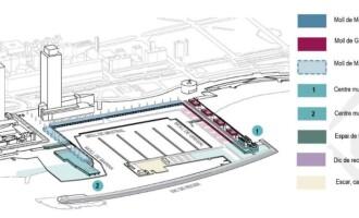 El nou Port Olímpic avança