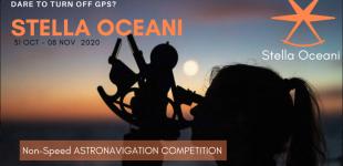 Marina Vela acoge la nueva edición de la Travesía Astronómica Stella Oceani Med