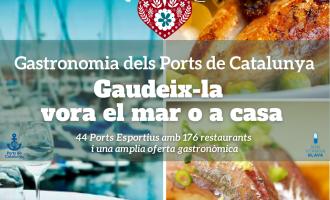 Aquest Nadal la gastronomia dels Ports de Catalunya més a prop que mai