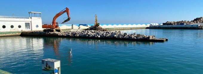 Avança la segona fase de les obres del Port d'Aro