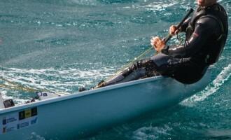 Ricard Castellví, CN Cambrils, finaliza 3º sub 21 en la Semana Olímpica Canaria de Vela