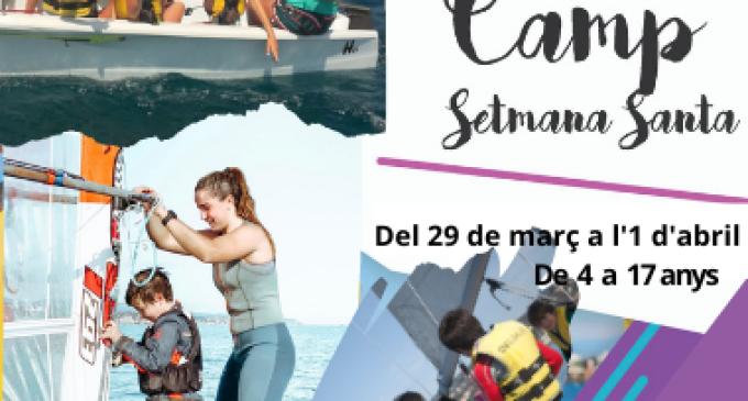 ¡Inscripciones abiertas para el Casal de Semana Santa Balís Camp con descuentos!