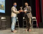 El Club Nàutic Vilanova recull el premi Roig Toqués a l'Àmbit Local