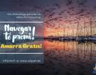 Gaudeix del mar , la costa catalana i els seus ports esportius amb el 'Navegar té premi. Amarra Gratis!'