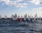 El CN Cambrils reuneix més de 170 regatistes en el Campionat de Catalunya d'Optimist
