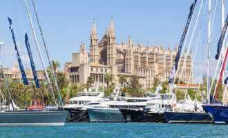 Los Puertos de Catalunya presentes en el Palma International Boat Show 2021
