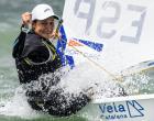 Cristina Pujol, del CN Port d'Aro, als Jocs Olímpics de Tòquio 2020