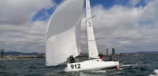 Fede Waksman gana la Regata Base Mini FNOB Trofeu Marina Vela