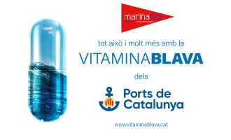 La Vitamina Blava dels Ports de Catalunya centra el Marina Day 2021