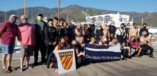 Èxit de participació en el VII Open ImatgeSub CN Port de la Selva