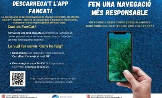 El CN l'Escala acoge la presentación de FanCat, una nueva herramienta para conocer donde se ubican los bosques de fanerógamas