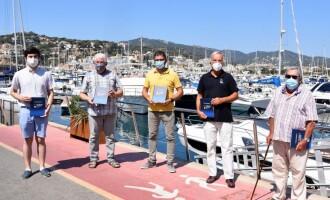 """Se presenta la edición de los 50 años de la regata """"GuíxolsMedes"""" del Club Nàutic Sant Feliu de Guíxols"""