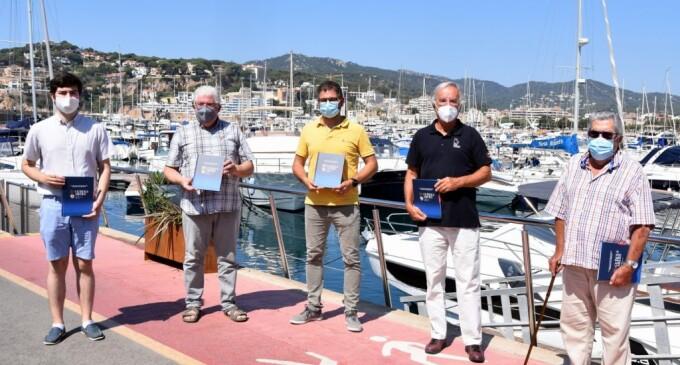 """Es presenta l'edició dels 50 anys de la regata """"GuíxolsMedes"""" del Club Nàutic Sant Feliu de Guíxols"""