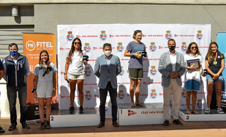 El Club de Vela Blanes organiza el Campeonato de España de Windsurf