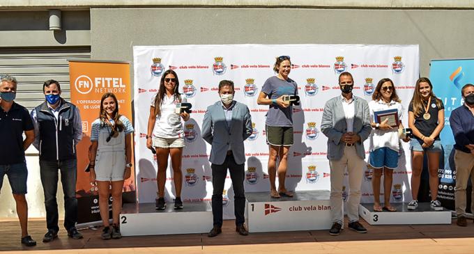 El Club de Vela Blanes organitza el Campionat d'Espanya de Windsurf