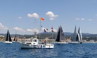 El CN Arenys de Mar organiza la I Regata de la Sardina con una buena participación