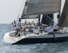 Èxit de participació a la regata solidària Boomerang-Balsamar al CN El Balís