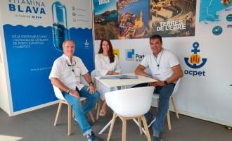 Els Ports de Catalunya presents al Cannes Yachting Festival amb la millor oferta turística