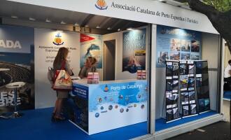 La mejor oferta náutico-deportiva y de actividades de los Puertos de Cataluña en el Salón Náutico de Barcelona 2021